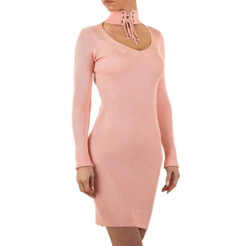 Женское платье от Emma&Ashley, размер one size - Роза - KL-8885-Роза