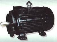 Трехфазные асинхронные крановые и металлургические электродвигатели  серии 4MTF 132, 4MTH 132 с фазным ротором