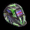 Сварочная маска хамелеон Титан S777 (зеленая), фото 2