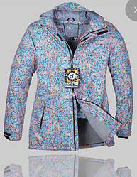 Женская зимняя горнолыжная куртка Volcom  Харьков