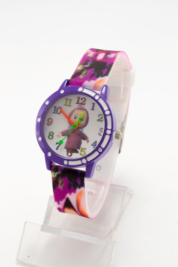 Детские наручные часы Маша и Медведь (код: 16252)