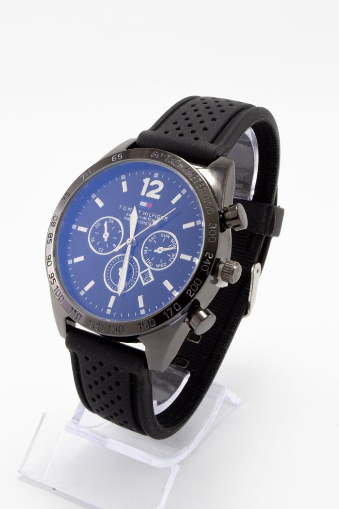 Мужские наручные часы Tomy Hiifiger, в стиле Томми Хилфигер  (код: 16265)