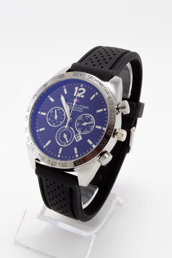 Мужские наручные часы Tomy Hiifiger, в стиле Томми Хилфигер  (код: 16266)