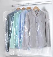 Полиэтиленовые чехлы для одежды 10 микрон