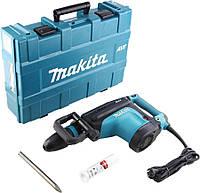 Отбойный молоток Makita HM1213C + кейс + зубило + смазка для хвостовиков