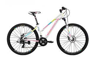 """Велосипед WINNER ALPINA 27,5"""" 2019 белый"""