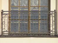 Балконное перила