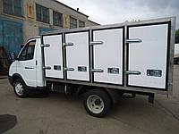 Спрос на промышленные, изотермические и хлебные автомобильные фургоны