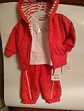 Спортивный костюм для новорожденной, фото 3
