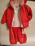 Спортивный костюм для новорожденной, фото 7