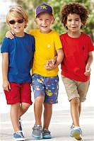 Летние шорты для мальчиков