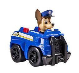 Гонщик, Щенячий патруль, спасательный автомобиль Pull-Back, PAW Patrol