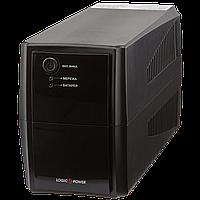 ИБП линейно-интерактивный LogicPower LPM-525VA-P (367Вт)