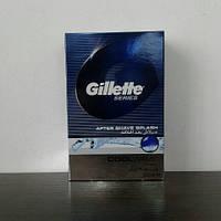 Лосьон после бритья мужской Gillette Сool Wave (Жиллет Кул вав) 100 мл.