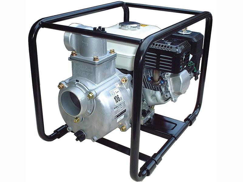 Мотопомпа для чистой воды Daishin SCR-80 HX