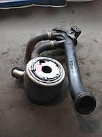 Теплообменник системы смазки 8200068115A Renault Kangoo 1.5dci k9k 704 700