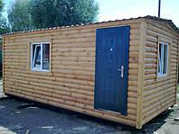 Дачные домики 6м х3м