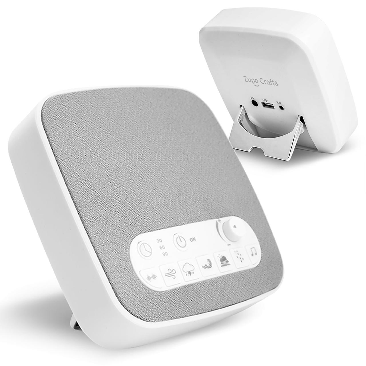 Генератор білого шуму і звуків для сну і релаксації Zupo Crafts ZC-016