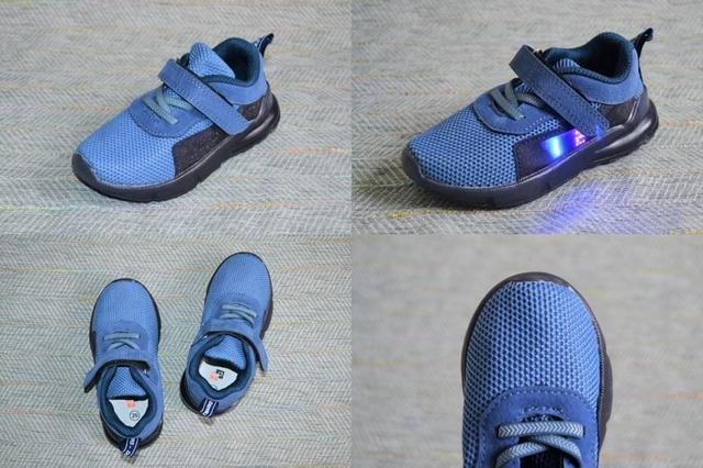 Детские LED кроссовки, Jong Golf фото