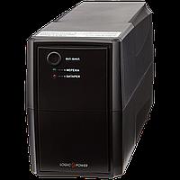 ИБП линейно-интерактивный LogicPower LPM-625VA-P (437Вт)