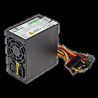 Блок питания GreenVision ATX 400W, fan 8см, black, фото 1
