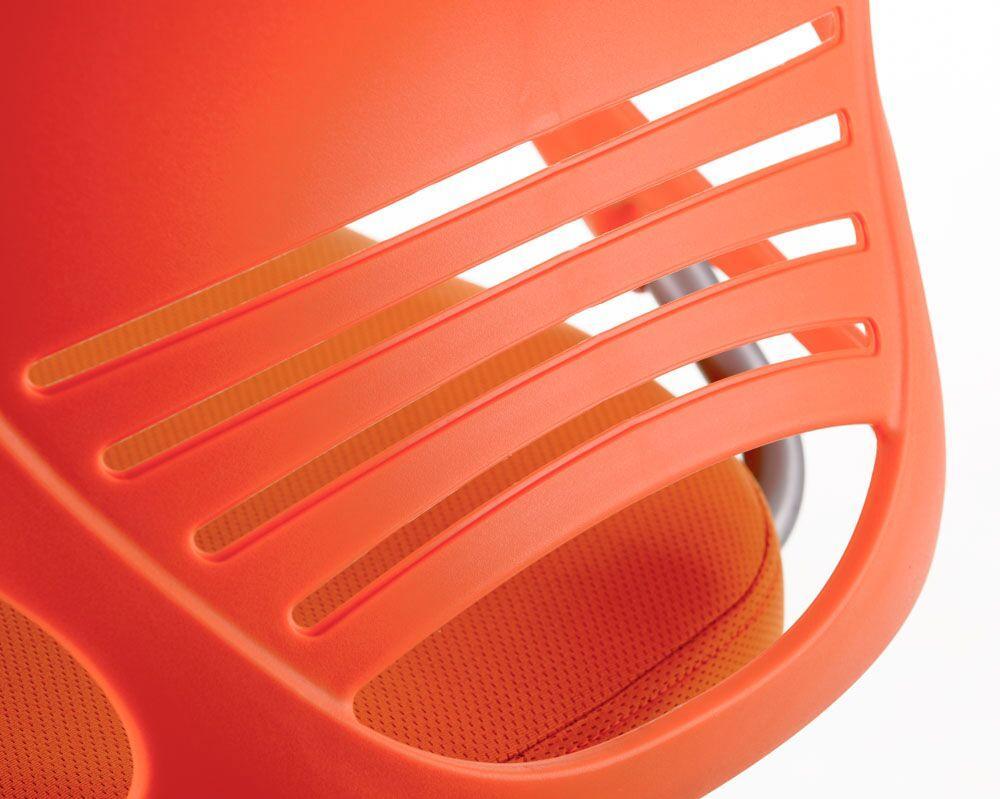Кресло Envy orange Special4You, фото 7