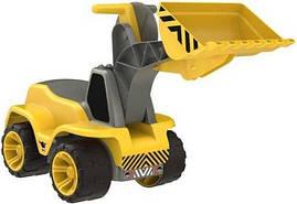 Погрузчик для катания Макси машинка каталка детская для мальчика BIG (55813)