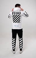 Спортивный костюм мужской в стиле OFF WHITE весенний/осенний/летний