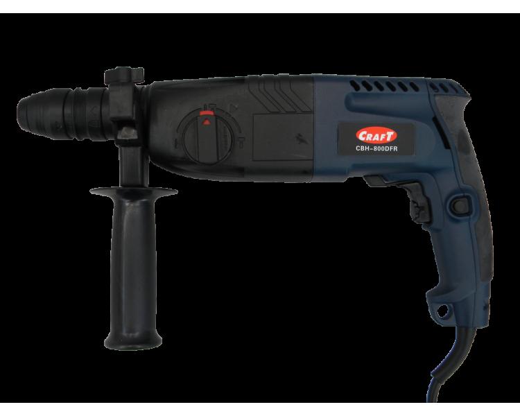 Перфоратор Craft CBH 800 DFR (съемный патрон)