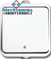Выключатель DELUX NEPTUN 2221 1-кл.