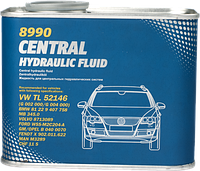 Гидравлическая жидкость Mannol Central Hydraulic Fluid 0.5L