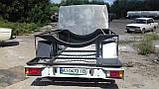 Цистерна для молока 1500 литров, на базу Renault Trafic, фото 7