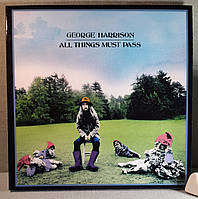 CD диск George Harrison - All things must pass
