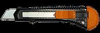Нож  прорезной с отломным лезвием, 18мм