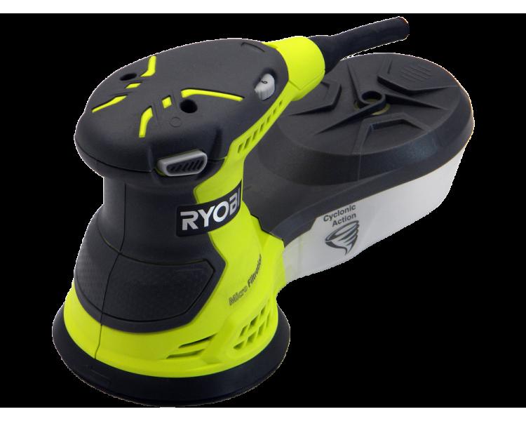Эксцентриковая шлифовальная машина RYOBI ROS300