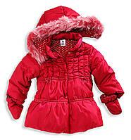 Куртка - пальто для девочки