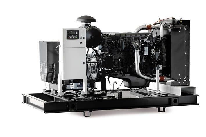 Трехфазный дизельный генератор Genmac Epsilon G800 PO (713 кВт)