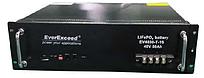 Литий железо фосфатный аккумулятор EverExceed EV-4850-T-15D (48В 50Ач LCD)