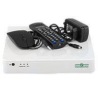Видеорегистратор для гибридных, AHD и IP камер GREEN VISION GV-S-036/08 1080N, фото 1