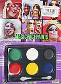 Грим карнавальный 6 цветов 270216-071