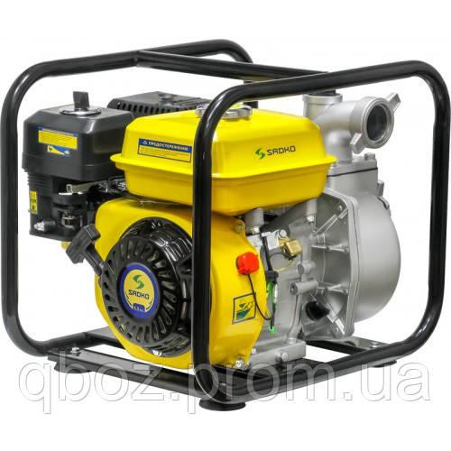 Мотопомпа Sadko WP-5030 для чистой воды 30 м3/час