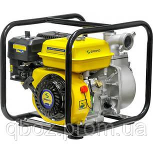 Мотопомпа Sadko WP-5030 для чистой воды 30 м3/час, фото 2