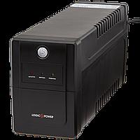 ИБП линейно-интерактивный LogicPower LPM-700VA-P (490Вт)