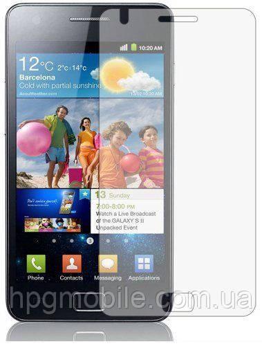Защитное стекло для Samsung Galaxy S2 i9100 - 2.5D, 9H, 0.26 мм