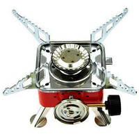 Складная газовая горелка GS-0010 (без газового баллона)