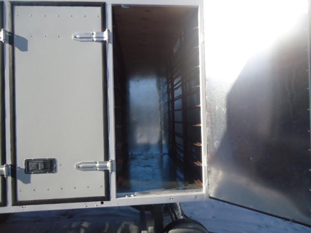 Наша компания представляет вниманию заказчиков услуги по изготовлению утепленных автофургонов