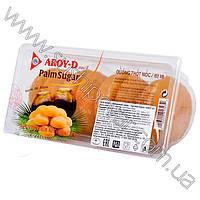 Пальмовый коричневый каменный сахар Aroy-D 454г