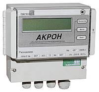 Ультразвуковой расходомер АКРОН-01 с накладными излучателями