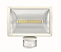 Светодиодный прожектор 20 Вт с датчиком движения theLeda E20 WH th 1020913
