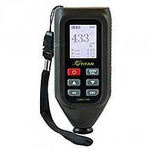 Прилад вимірювання товщини лакофарбових покриттів Титан LSMG-1300